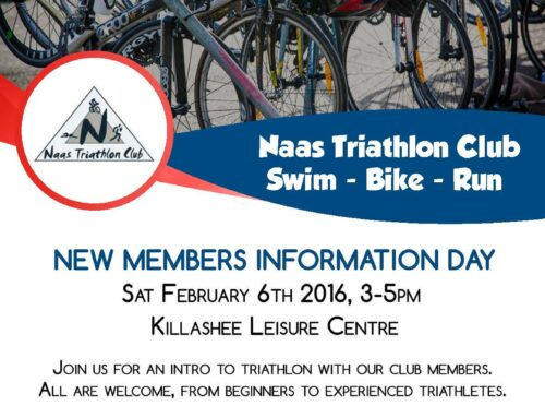 New Members Open Day 6th Feb