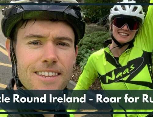 Cycle Round Ireland – Roar for Ruairi