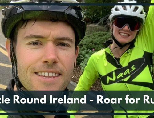 Cycle Round Ireland – Roar for Ruairi