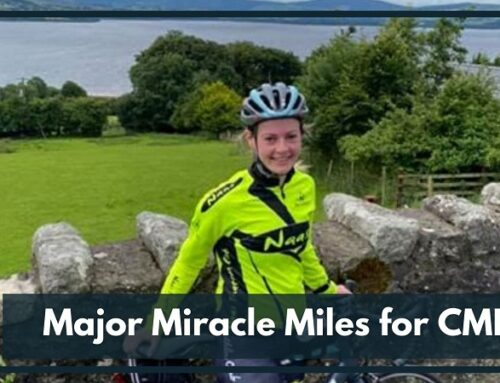 Major Miracle Miles for CMRF