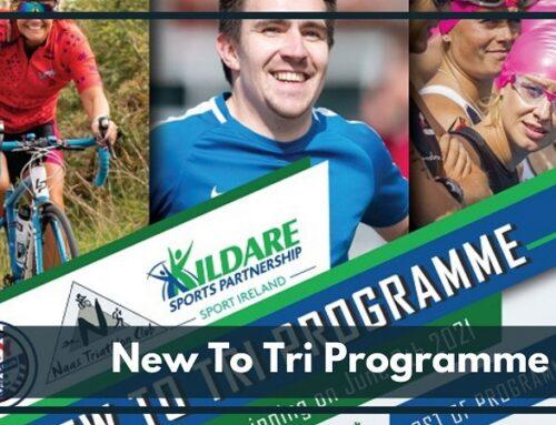 New To Tri Programme